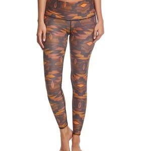 Teeki Tribal Print Hot Yoga Pant